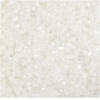 2 Cut Beads Opaque Pearl White 10/0